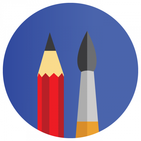 Визитки — онлайн редактор